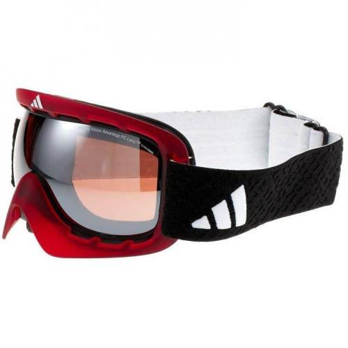 adidas Performance ID2 Skibrille rot