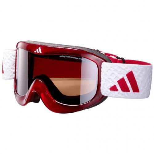 Adidas Pinner transparent red