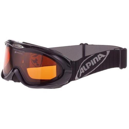 Alpina COLAMBO Skibrille black