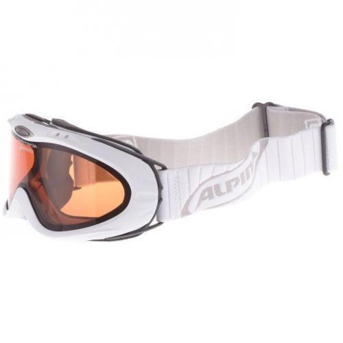 Alpina COLAMBO Skibrille whitematt