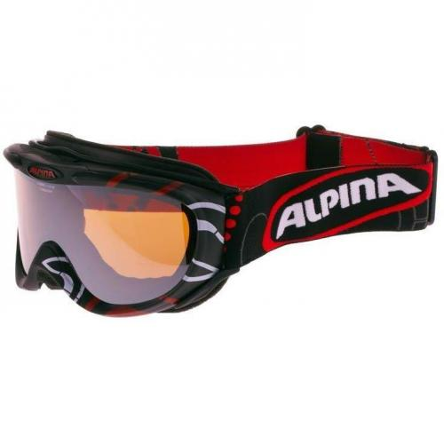 Alpina FREESPIRIT HM Skibrille black pop