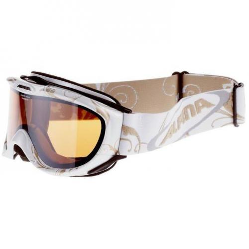 Alpina FREESPIRIT HM Skibrille whiteprosecco