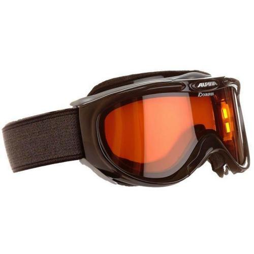 Alpina FREESPIRIT Skibrille black transparent
