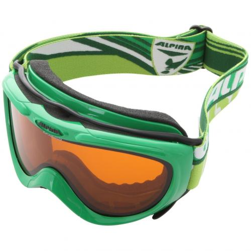 Alpina Freespirit Skibrille Green