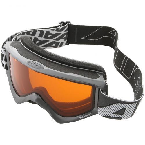 Alpina Smash 2.0 Skibrille Anthracite