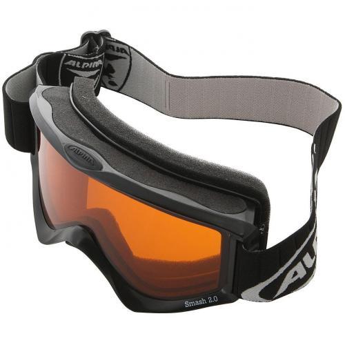 Alpina Smash 2.0 Skibrille Black