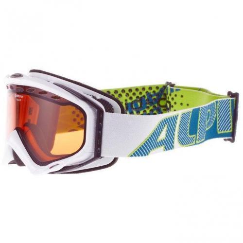 Alpina TURBO GT Skibrille white