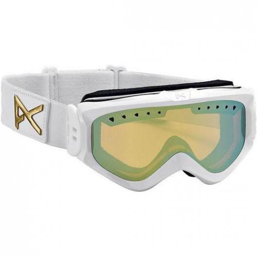 Anon Majestic Snowboardbrille Damen White