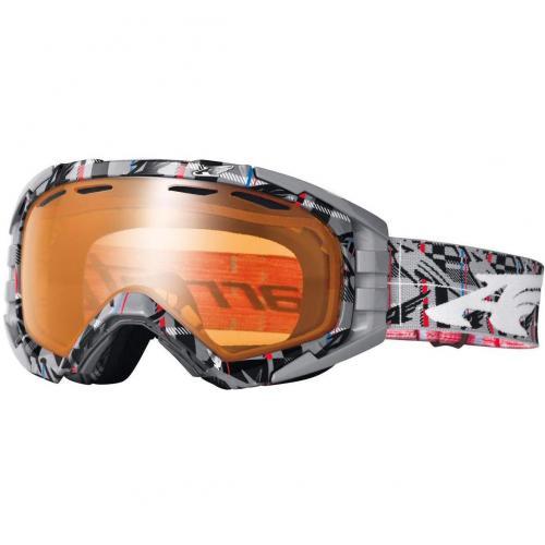 Arnette Mercenary iron grey plaid