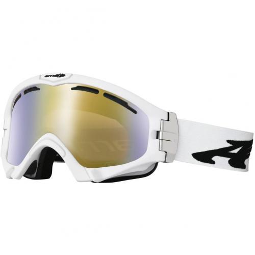 Arnette Series 3 matte white lightblue Shade