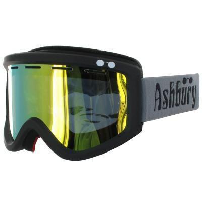 Ashbury Justin Bennee Warlock Goggle inkl Bonus Glas