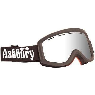 Ashbury Warlock Goggle inkl Bonus Glas black