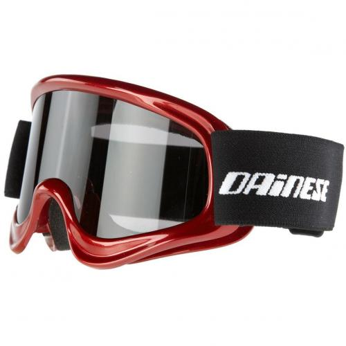 Dainese D Performance Goggles Yth Red