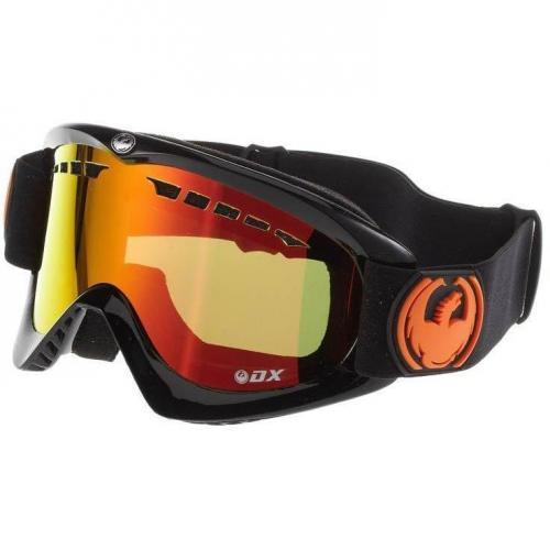 Dragon Alliance DX JET Skibrille red ionized