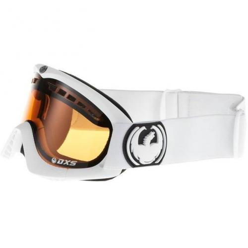 Dragon Alliance POWDER D2 Skibrille weiss