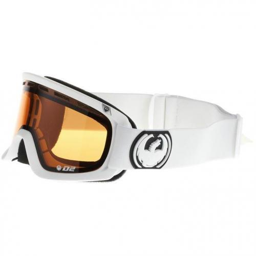 Dragon Alliance POWDER DXS Skibrille weiss