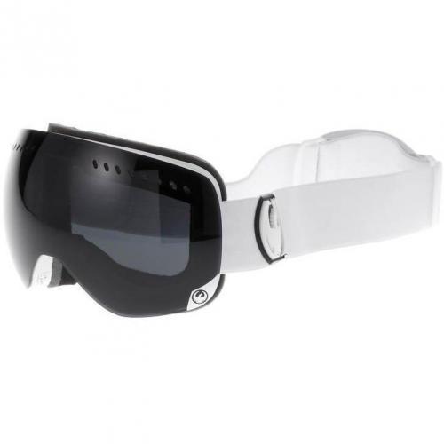 Dragon Alliance POWDER Skibrille weiß
