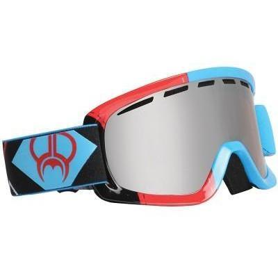 Dragon D2 Goggle Pirates Co Op red blue ionized