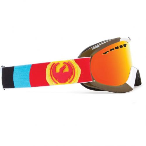 Dragon Dx Bonus Lens Multicolor mit orangener Shade