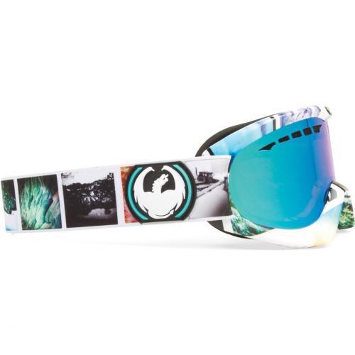 Dragon Dx Bonus Lens Printmotiv und blaue Shade
