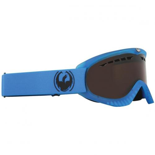 Dragon DX matte sapphire blue