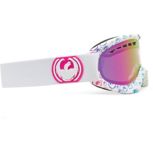 Dragon Dxs Bonus Lens Pink Logo