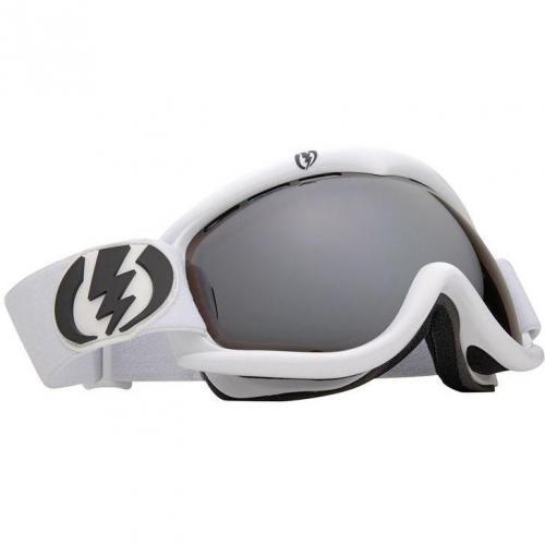 Electric EG1s 11 White with black Logo
