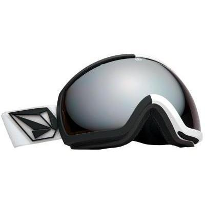 Electric EG2 Volcom Co Lab Goggle bronze silver chrome