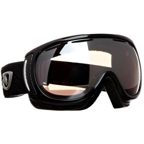 Giro AMULET Skibrille gloss black/tiger black