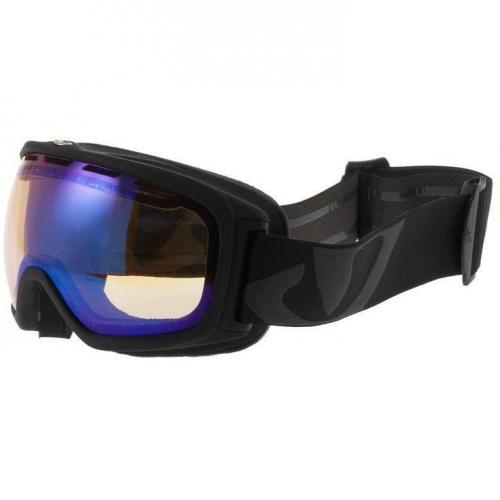 Giro BASIS Skibrille schwarz/persimmon boost