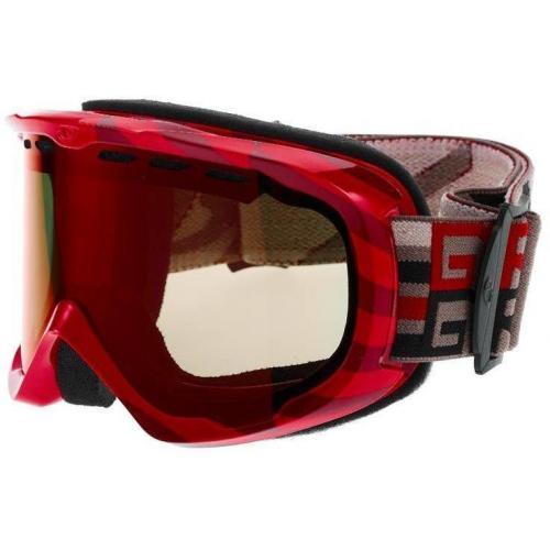 Giro FOCUS Skibrille rot