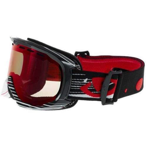 Giro FOCUS Skibrille schwarz/weiß