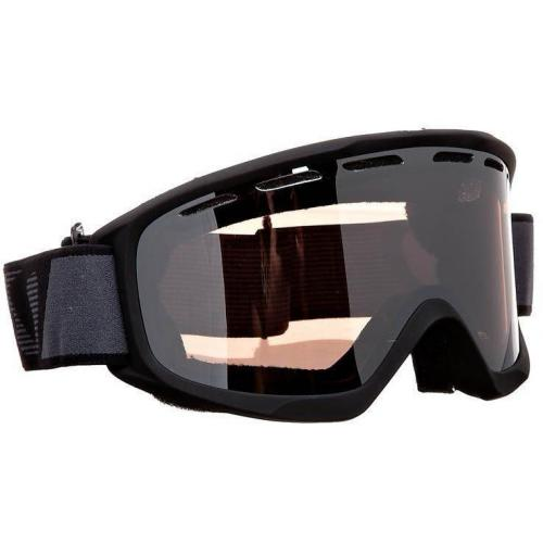 Giro INDEX OTG Skibrille matte black/icon streak black