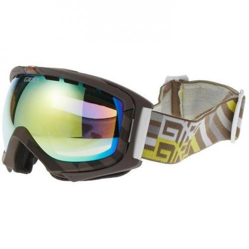 Giro MANIFEST Skibrille braun