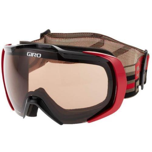 Giro ONSET Skibrille black/amber rose