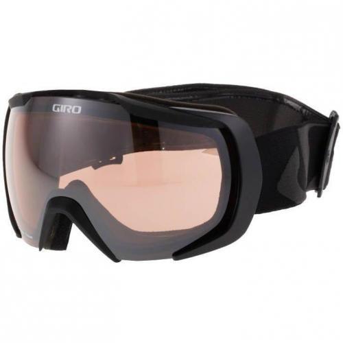 Giro ONSET Skibrille mattschwarz/amber rose