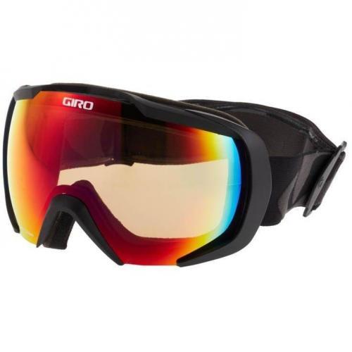 Giro ONSET Skibrille schwarz/amber scarlet
