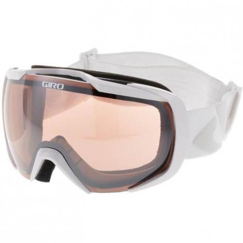 Giro ONSET Skibrille weiß/rose silver