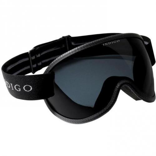 INDIGO 180° VISOR BLACK Skibrille schwarz