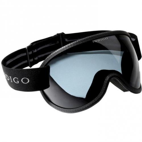 INDIGO 180° VISOR POLARIZED Skibrille schwarz