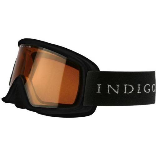 INDIGO GOGGLES LIGHT Skibrille schwarz