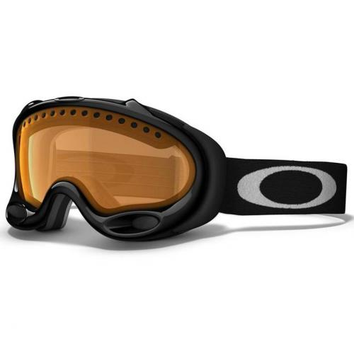 Oakley A-Frame jet black Orange Shade