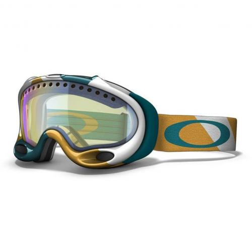 Oakley A Frame wbg color block