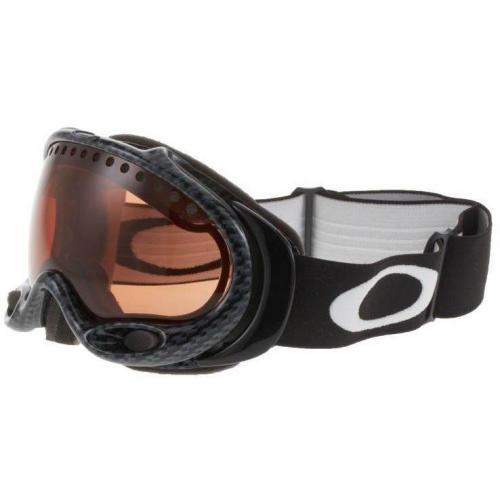 Oakley AFRAME SNOW Skibrille schwarz