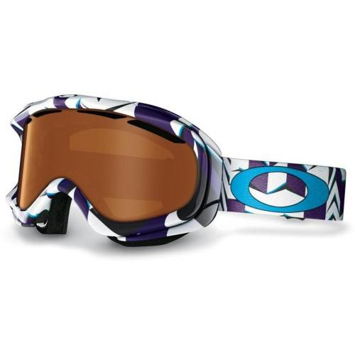 Oakley Ambush 11 blue logo