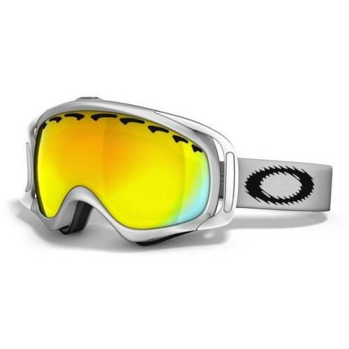 Oakley Crowbar 11 white frame, black logo