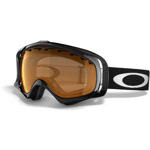 Oakley Crowbar black with white logo