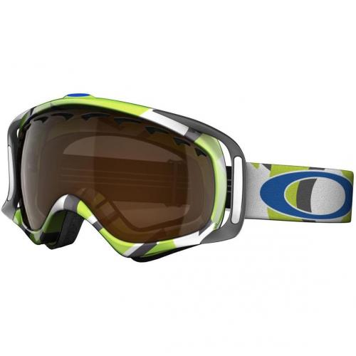 Oakley Crowbar Factory Slant 2 Green