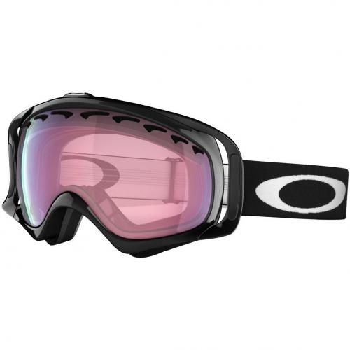Oakley Crowbar Jet Black Rosa Transparent Shade