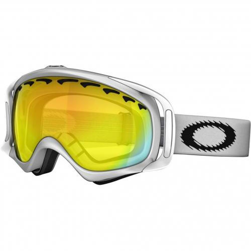 Oakley Crowbar Matte White Yellow Shade